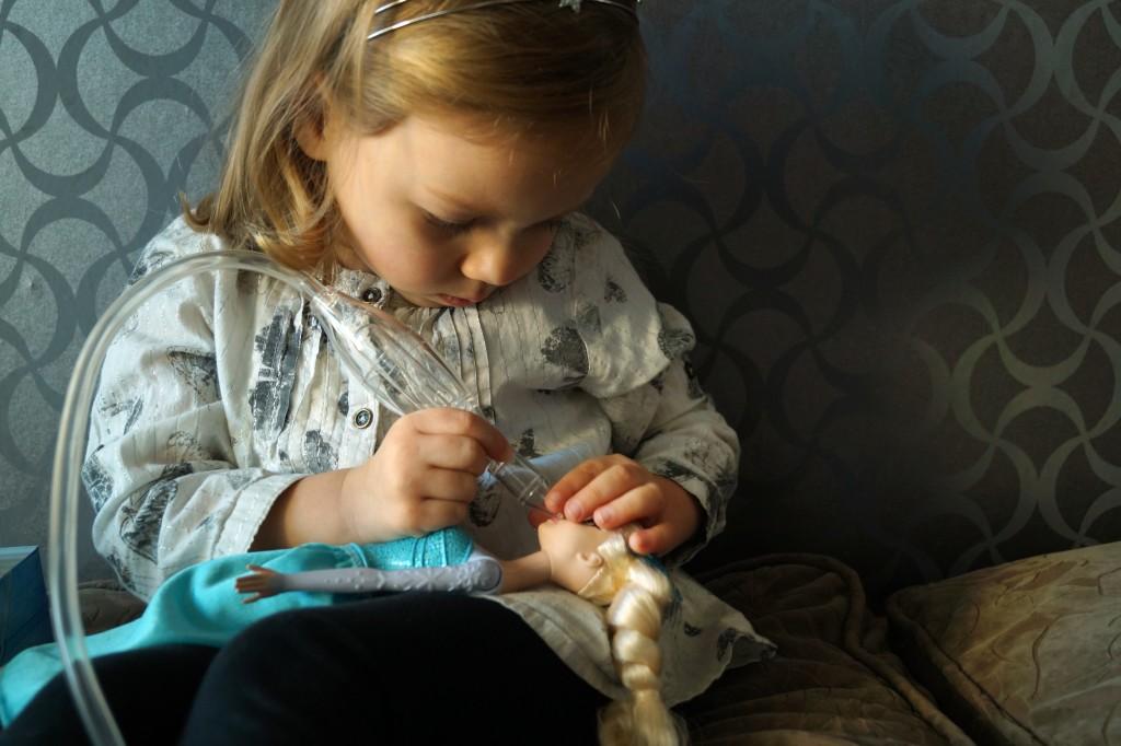 zatkany nos u dziecka