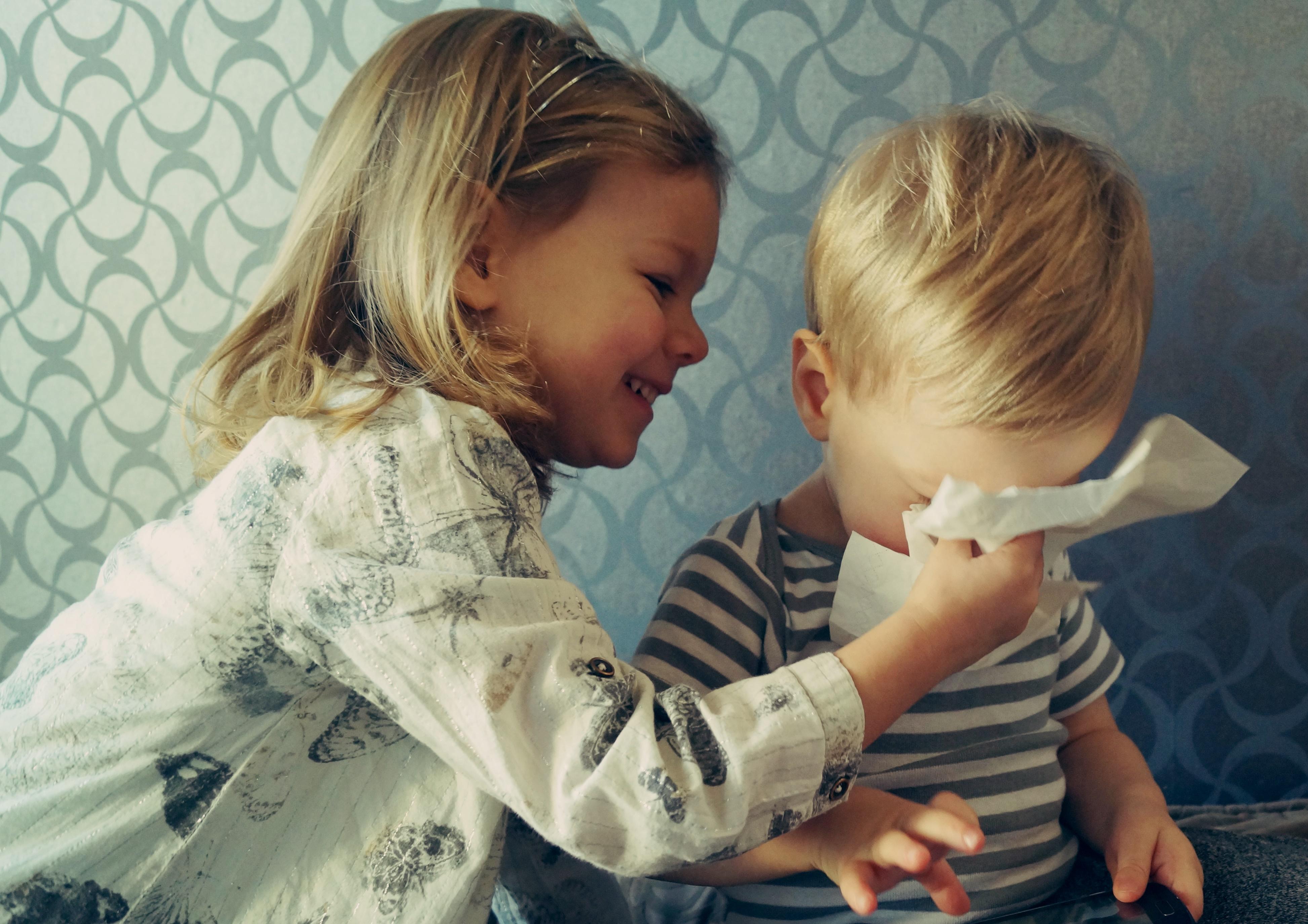 7 sposobów na katar u małego dziecka + KONKURS